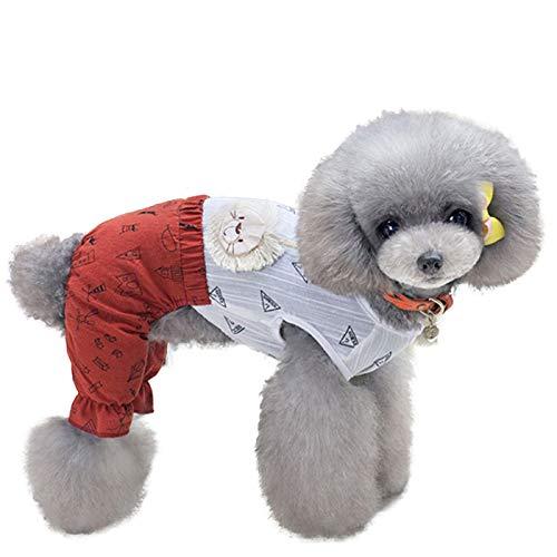 (Homeyou Hundekostüm für Frühling und Sommer)
