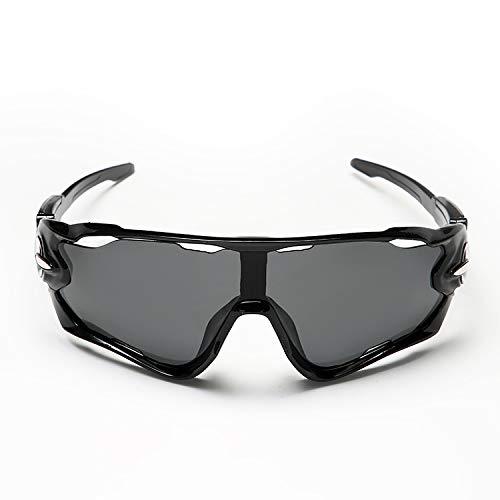 L.Z.HHZL Schutzbrille Sportbrillen für Mann Frau Fahrrad Fahren Outdoor Vr Brillen Sport Sand Control Sonnenbrillen Sonnenbrille (Color : 1)