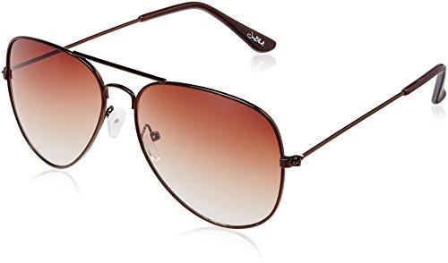 Joe Black Aviator Sunglasses (Bronze) (JB-064|C5)