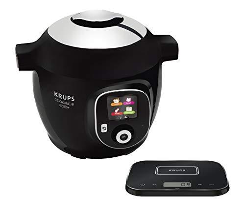 Krups Cook4Me+ Grameez CZ8568 Multicuiseur 1600 Noir/Gris