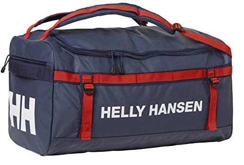 Helly Hansen Classic Duffel Bag S, Borsa Sportiva da Viaggio e Zaino 2 in 1, Versatile, Resistente e Impermeabile, Unisex, Capacità 50 L