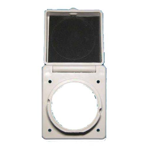 Marinco 6353ELCB weiß Deckel aus Sicherheit Steckdosenabdeckung–Deckel für Steckdosen (weiß)