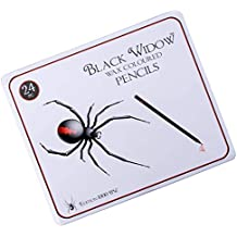 PRIME DAY DEALS * Black Widow ® Lápices de colores para adultos, el mejor