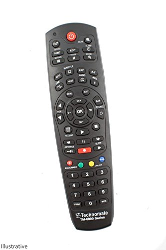 Technomate TM-6900 HD COMBO Remote Control