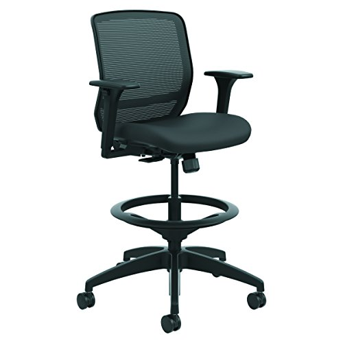 HON Quotient Mesh Mid Back Chair - HON Quotient Series Mesh Mid-Back Task Chair