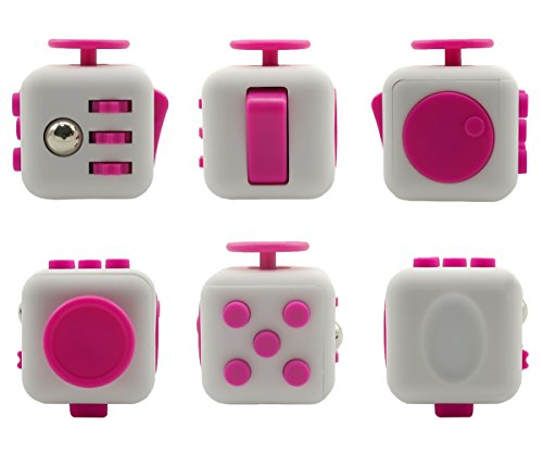 Fidget Cube ,Fidget Dice Toy Relieves Stress and Anxiety for Children and Adults by Viyaabang ...