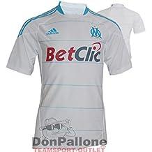 Adidas Olympique Marsiglia Home Jersey Players/Maglietta, taglia xl