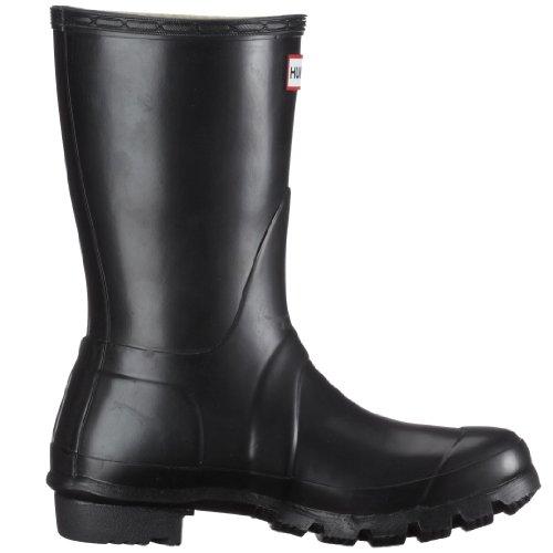 Hunter -Adult Original Short, Boots mixte adulte Noir (Noir - V.9)