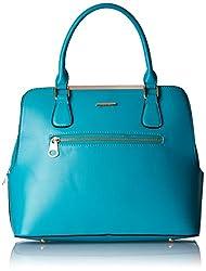 Diana Korr Womens's Handbag (Turquoise) (DK66HGRN)
