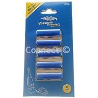 Electruepart Universal Spring Fresh Air Freshener Deodorizer Sticks for All Bagged Vacuum Cleaners (5 Sticks)