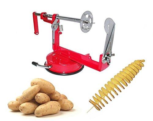 Cortador de patatas en espiral | acero inoxidable