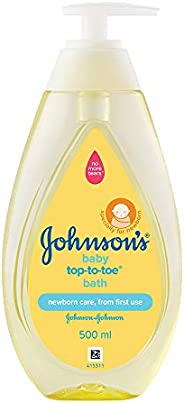 Johnson's Baby Top to Toe Bath Wash, 5