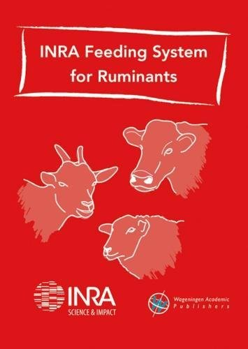 INRA feeding system for ruminants 2018