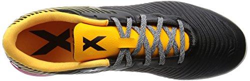 adidas X 15.2 Cg, Chaussures de Foot Homme De plusieurs couleurs (Noir / Jaune / Rose (Negbas / Dorsol / Rosimp))