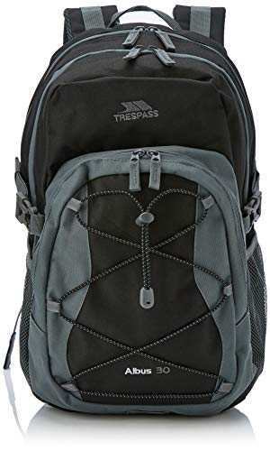 c4360c696be7 Trespass Albus Casual Backpack For Men   Women 30 Litre ┃ Cheapest Backpacks  》 123PriceCheck.com