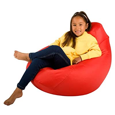 Kids Hi-BagZ - Kids Bean Bag Gaming Chair - Childrens Bean Bags Indoor Outdoor - 100% Water Resistant Weather Proof Garden Beanbag