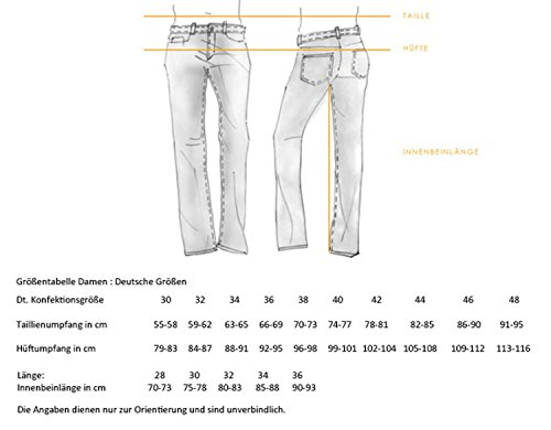 MAC Damen Jeans Dream Skinny D569