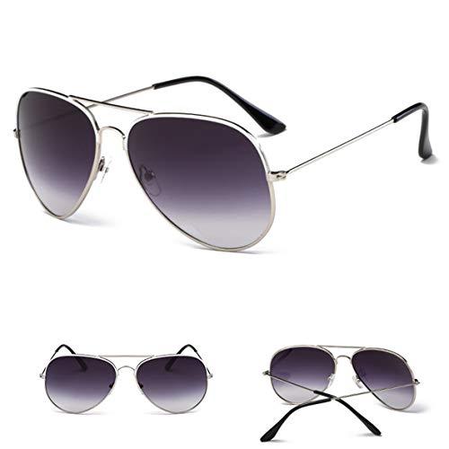 Monllack Unisex-Sonnenbrille Classic Aviator Casual Sonnenbrille Brillenzubehör Brillen Strandbrille