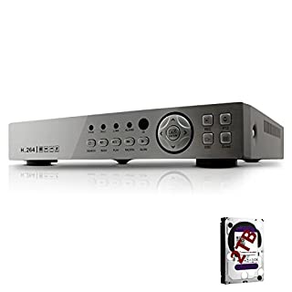 8 CHANNEL CCTV DVR With 2TB Hard Drive 1080P LITE 5 IN 1 RECORDER BY Govision; Supports TVI, AHD, CVI, Analog, IP Security Cameras, With Professional features: H.264 Compression to save storage space, Motion Detection, Email Alert with Pictures, Easy P2P Cloud Remote View,HDMI VGA Output.