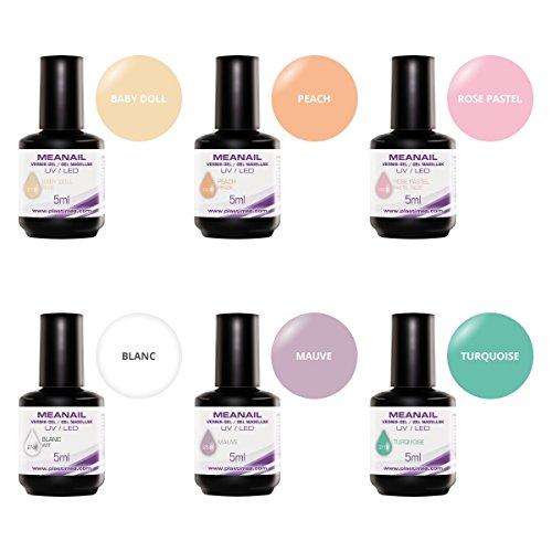 set-aus-6-semipermanenten-meanail-paris-nagellacken-semipermanenter-gellack-uv-led-gel-polish-nagell