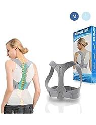 SEA CHANCE® Haltungstrainer Pro Next Generation, Geradehalter zur Haltungskorrektur für eine Gesunde Haltung, Rückentrainer Schulter Rückenstütze, Schulter Rücken Haltungsbandage Verstellbare