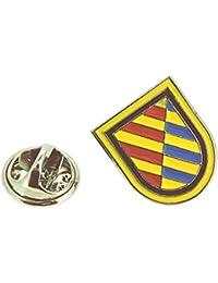 Gemelolandia Pin de Solapa Emblema de la UME Unidad Militar de Emergencias