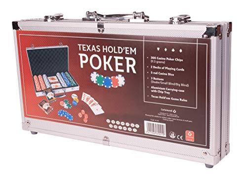 ASS 22501501 Altenburger 22501501-Poker Koffer