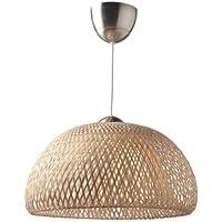 Design elegante BÖJA-Lampada a sospensione, in rattan