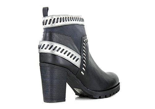 MAM'ZELLE LUDIC - Bottines / Boots - Femme Noir