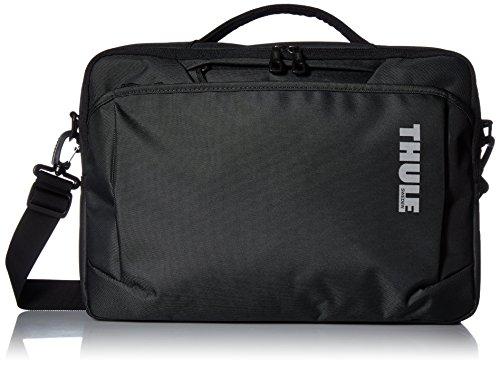 Thule Subterra Laptop Bag 15,6 Zoll, Tasche für 15,6 Zoll Notebook und 10,1 Zoll Tablet, schwarz