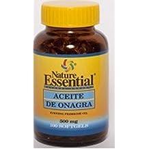 ACEITE DE ONAGRA 500 mg 100 cápsulas blandas