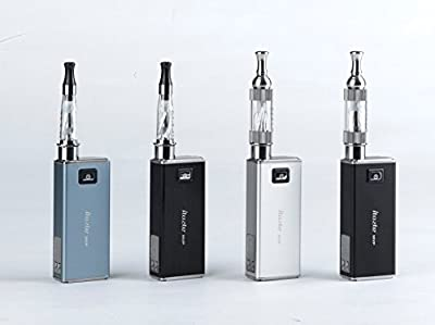 INNOKIN itaste MVP 2.0 BLACK - Electronic Cigarette Including 2 iClear 16 Atomizers from Innokin