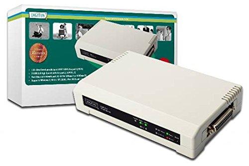 Digitus Fast Ethernet Printserver 3port