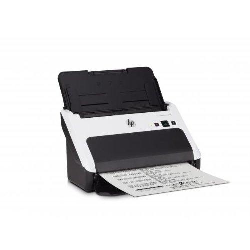 Bild 8: HP Scanjet Professional 3000 s2 Dokumenten-Einzugsscanner (600 x 600 dpi, Duplex, USB, 1.000 S. empfohlene Tagesleistung) L2737A
