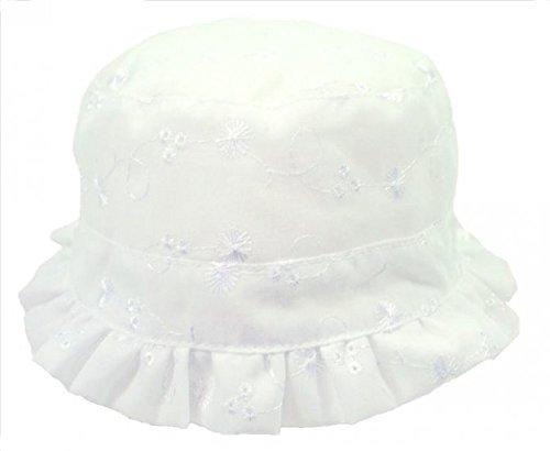 Pesci Baby - Chapeau - Bébé (fille) - blanc - XS 5e480f3db57