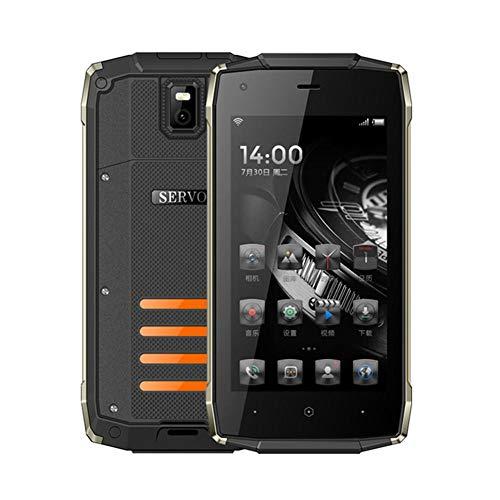 SERVOH6 Téléphones débloqués pas cher 4.5' IP67 étanche Spreadtrum7731C Quad Core 1GBRAM8GROMSmartphones WCDMA GPS téléphones mobiles robustes