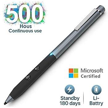Dell 750-AAVP Aktiver Stift PN557W schwarz: Amazon.de