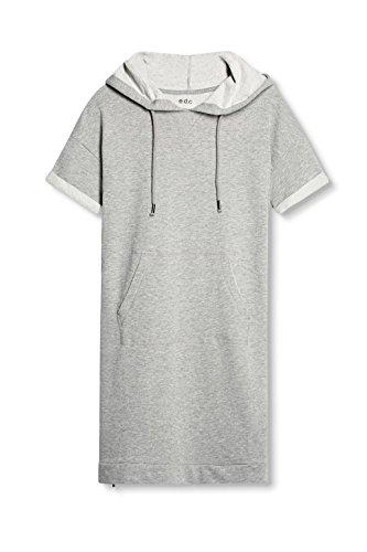 edc by Esprit 027cc1e017, Robe Femme Gris (Medium Grey 5)