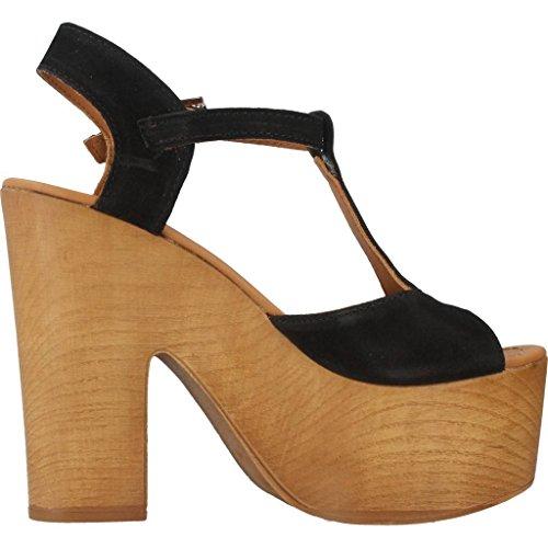 Sandali e infradito per le donne, colore Nero , marca ALPE, modello Sandali E Infradito Per Le Donne ALPE CITADEL Nero Nero