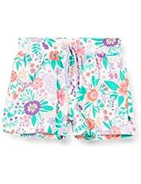 Fred's World by Green Cotton Aloha Shorts Pantalones Cortos para Niñas