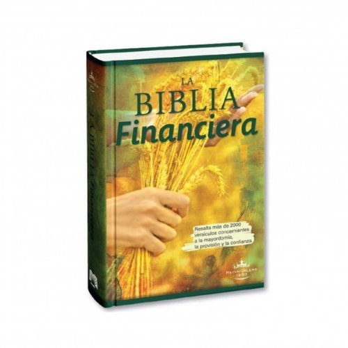 Reina Valera 1960 La Biblia Financiera (Spanish Edition) by American Bible Society (2013-05-15)