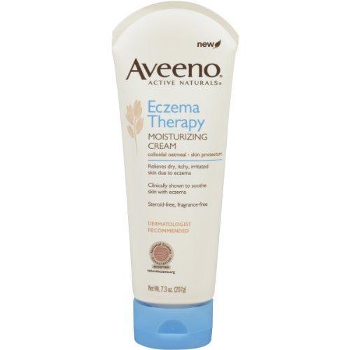 Aveeno Eczema Therapy Moisturizing Cream, 7.3 Ounce by Aveeno [Beauty] (English Manual)