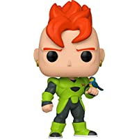 Funko Pop! Animation: Dragon Ball Z S7 Android 16, Action Figure - 44265