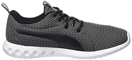 Puma Herren Carson 2 Knit Outdoor Fitnessschuhe Grau (quiet Shade-black)