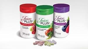 Reviews on juice plus capsules