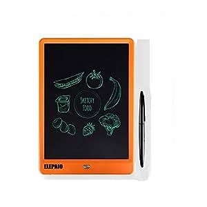 "Portable RuffPad E-Writer (Updated -2018) 10"" with Stylus (Orange)"