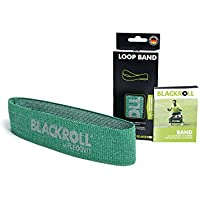 BLACKROLL LOOP BAND - Fitnessbänder. Trainingsbänder in verschiedenen Widerstandsstärken (leicht - mittel - stark) für eine stabile Muskulatur. Einzeln oder im Komplett-Set