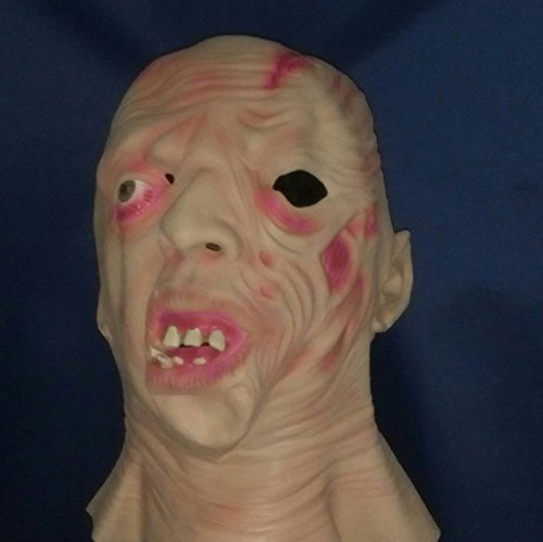 Jason Voorhees Latex Maske - Freitag der (Maske Latex Voorhees Jason)