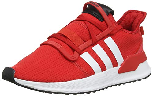 adidas Herren U_Path Run Gymnastikschuhe, Rot (Scarlet/FTWR White/Shock Red Scarlet/FTWR White/Shock Red), 44 EU