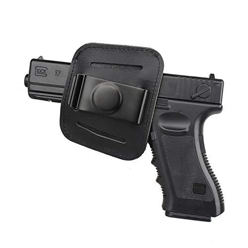 Kosibate IWB Funda de Cuero, Universal OWB Pistola Gun Belt Oculto Car